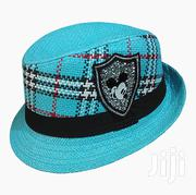 Kid's Fashionable and Very Stylish Unisex Fedora Hat - Blue | Children's Clothing for sale in Central Region, Kampala