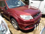 Subaru Forester 2008 Red | Cars for sale in Central Region, Kampala