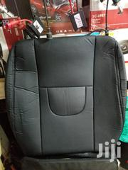 Black Leather Car Seat Covers   Vehicle Parts & Accessories for sale in Central Region, Kampala