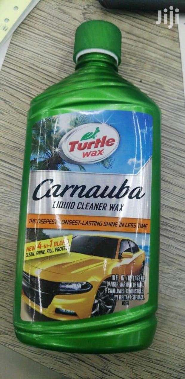 Best Car Wax Carnauba
