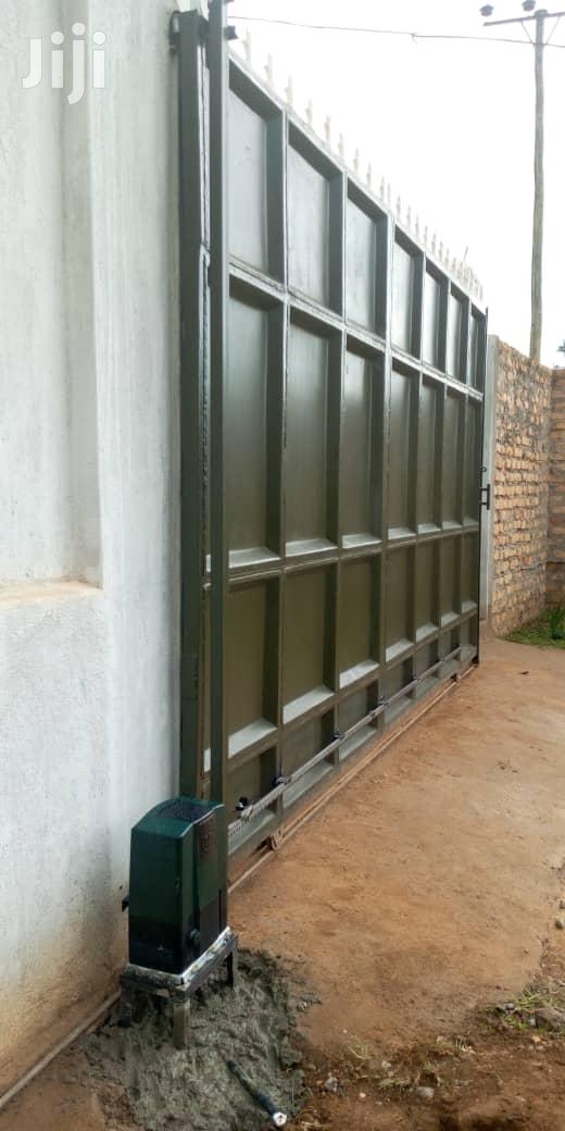Archive: Automatic Gate