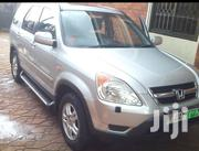 Honda CR-V 2004 2.0i ES Automatic Silver | Cars for sale in Central Region, Kampala