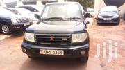 Mitsubishi Pajero Io 2000 Model, Black Color For Sale | Cars for sale in Central Region, Kampala