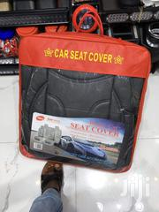 Black Leather Seatcovers | Vehicle Parts & Accessories for sale in Central Region, Kampala