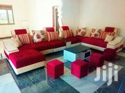U Sofa, Centre Table and 4 Poufs | Furniture for sale in Central Region, Kampala