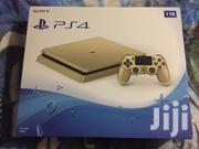 Sony Playstation 4 Pro Gold With 2 Controllers | Video Game Consoles for sale in Central Region, Kampala