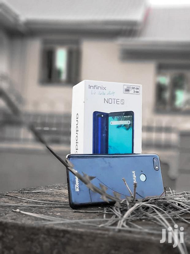 Archive: Infinix Note 5 32 GB