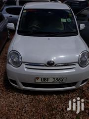 New Toyota Sienta 2008 White | Cars for sale in Central Region, Kampala