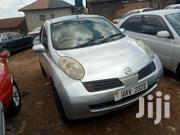 Nissan March 2002 Silver | Cars for sale in Central Region, Kampala