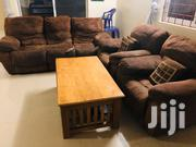 Quality Imported Sofaset (Recliners) With Center Table | Furniture for sale in Central Region, Kampala
