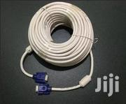 Vga Cable 20 Metres | Computer Accessories  for sale in Central Region, Kampala