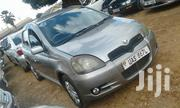 New Toyota Vitz 2001 Gray | Cars for sale in Central Region, Kampala
