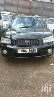 Subaru Forester 2003 Black | Cars for sale in Central Region, Kampala