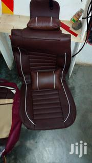 Chocolate Colour Car Seat Cover | Vehicle Parts & Accessories for sale in Central Region, Kampala