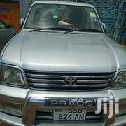Toyota Land Cruiser Prado 2005 Gray | Cars for sale in Central Region, Kampala