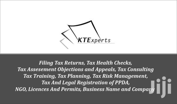 Kamon Tax Experts