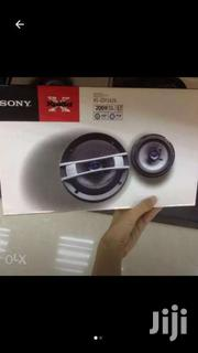 200w Sony Side Speakers   Vehicle Parts & Accessories for sale in Central Region, Kampala