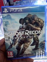 Ghost Recon Breakpoint Ps4 | Video Games for sale in Central Region, Kampala