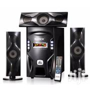 Djack With Remote Control, FM Radio, Bluetooth, SD & USB Home Theater | Audio & Music Equipment for sale in Central Region, Kampala
