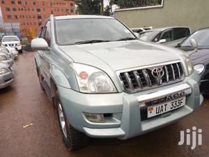 Toyota Land Cruiser Prado 2002 TX Blue
