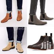Gentle Suede Boot Shoes   Shoes for sale in Central Region, Kampala