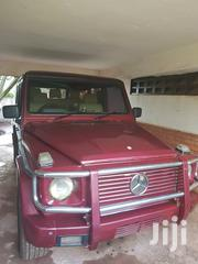 Mercedes-Benz G-Class 1998 Red   Cars for sale in Central Region, Kampala