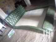 5x6 Leather Bed | Furniture for sale in Central Region, Kampala