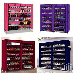 30 Plus Pairs Shoe Rack.