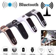 4in1 Car Handsfree Car Bluetooth Player | Vehicle Parts & Accessories for sale in Central Region, Kampala