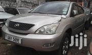 Toyota Harrier 2003 Gray | Cars for sale in Central Region, Kampala