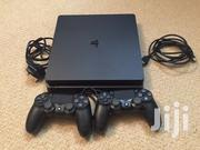 Ps4 Slim With 2 Wireless Controllers | Video Game Consoles for sale in Central Region, Kampala