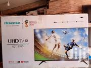 Brand New Boxed Hisense 50inches Smart  4k | TV & DVD Equipment for sale in Central Region, Kampala