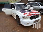 Subaru Forester 1999 Automatic White | Cars for sale in Central Region, Kampala