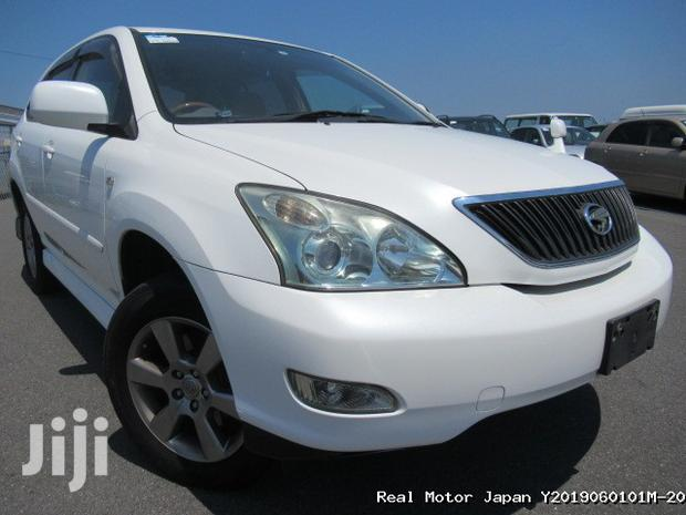Archive: New Toyota Harrier 2005