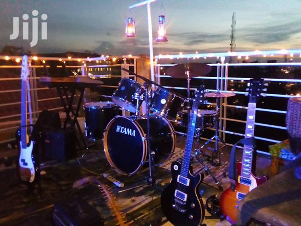 Archive: Full Backline Music Band