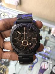 Fossil Metal Men Black | Watches for sale in Central Region, Kampala