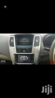 Grest Radio Fitted In Harrier New Model | Vehicle Parts & Accessories for sale in Central Region, Kampala