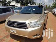 Toyota Kluger 2009 Gold | Cars for sale in Central Region, Kampala