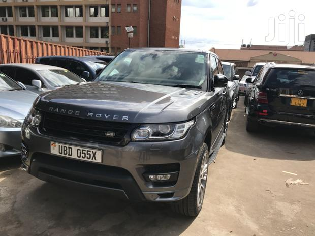 Archive: Land Rover Range Rover Sport 2015 Gray
