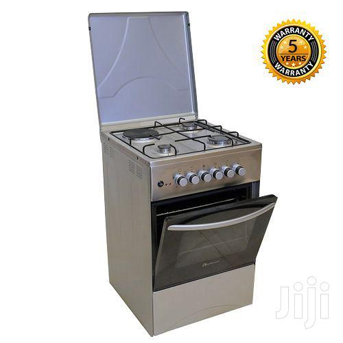 Blueflame 3 Gas + 1electric Cooker