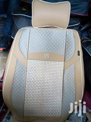 Seatcover Cream With Neck Cushion | Vehicle Parts & Accessories for sale in Central Region, Kampala