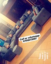 Sofa Set and 2 Poufs | Furniture for sale in Central Region, Kampala