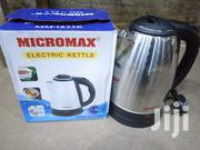 Micromax Original Brand New Electric Kettles | Kitchen Appliances for sale in Central Region, Kampala