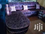 L Shape With Sofa Bed   Furniture for sale in Central Region, Kampala