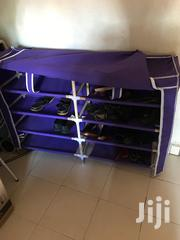 Blue Shoe Rack | Furniture for sale in Central Region, Kampala