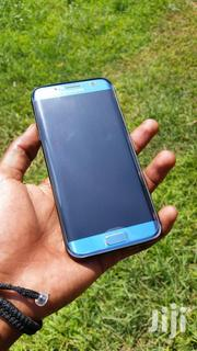 Samsung Galaxy S7 edge 64 GB Blue | Mobile Phones for sale in Central Region, Kampala