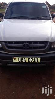 Toyota Hilux 2003 White   Cars for sale in Central Region, Kampala