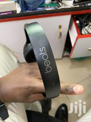 Beats Solo 3 Wireless Headphones Black Good Condition | Headphones for sale in Central Region, Kampala