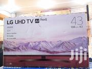 LG Uhd 4K Smart Tv 43 Inches | TV & DVD Equipment for sale in Central Region, Kampala