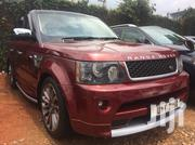 Land Rover Range Rover Sport 2009 Red | Cars for sale in Central Region, Kampala